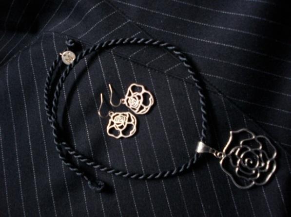 roses jewellery
