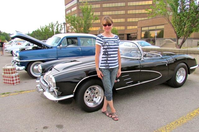 late 1950s Corvette