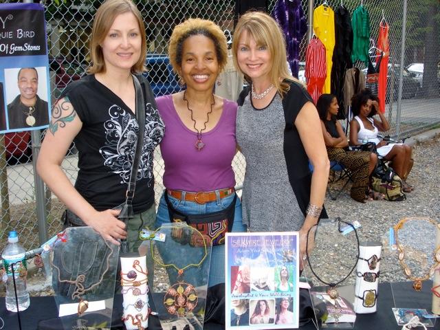 Harlem flea market