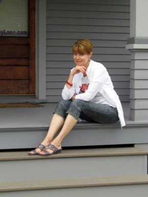 Lucy's porch 2