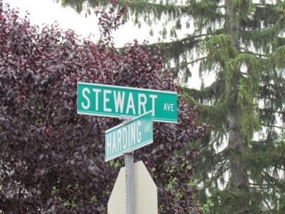 Stewart Ave