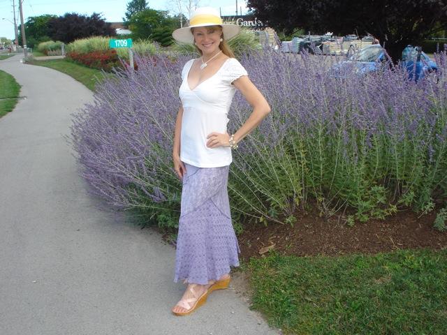 lavender skirt 2