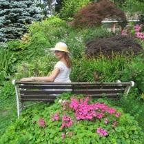 garden bench 1