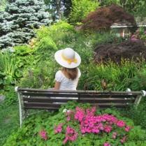 garden bench 3