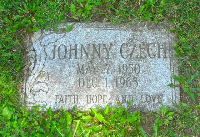 Johnny's stone