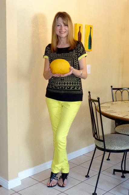 lemon from Trinidad