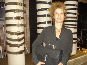 exquisite jewelry and vegan belts and handbags