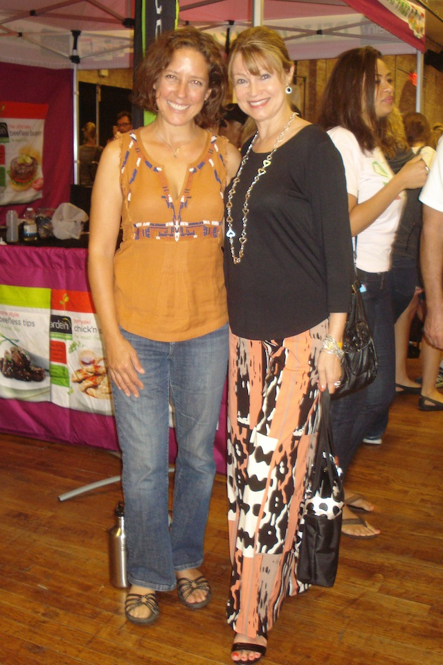 Jenny Brown and me