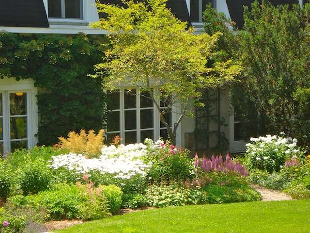 Langdon Hall garden