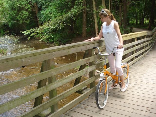 my orange bike 2