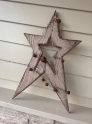 Star from Christkindl Market