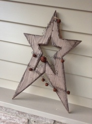 Star from Christkindl Market