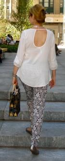 Damask pattern Bebenoir Harlem