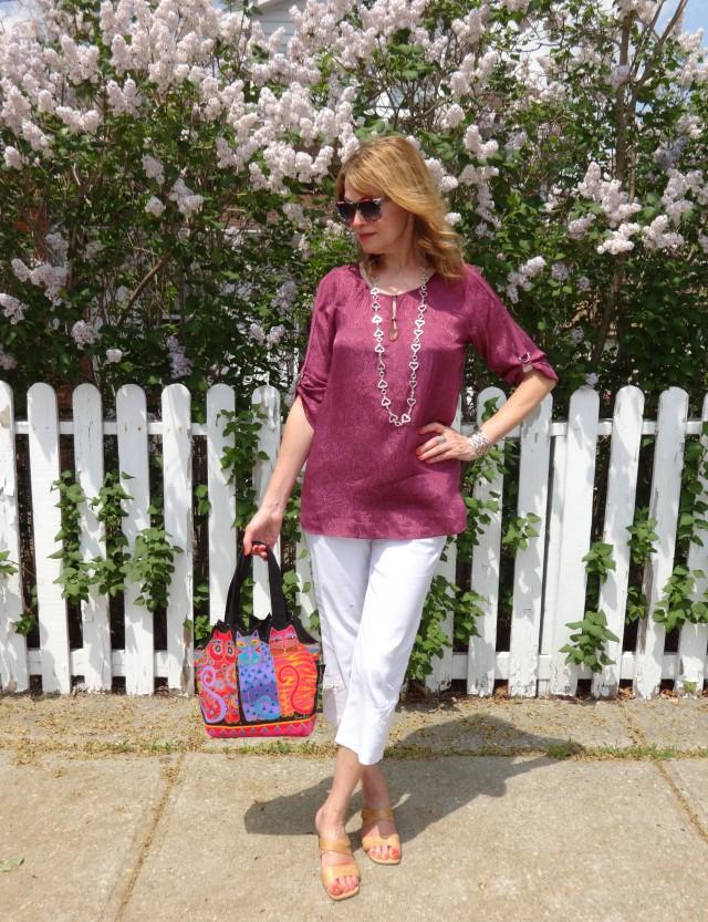 Laurel Birch purse