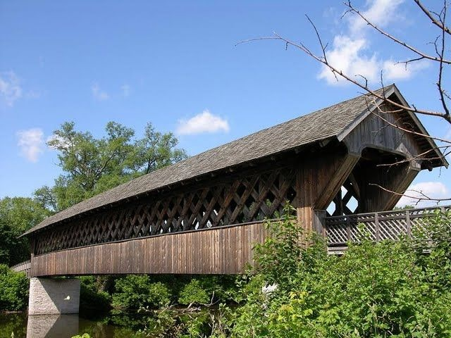 Guelph covered bridge