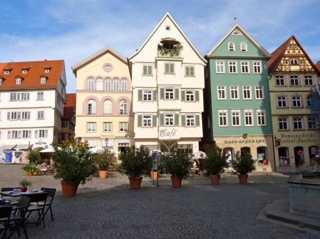 Esslingen houses 2