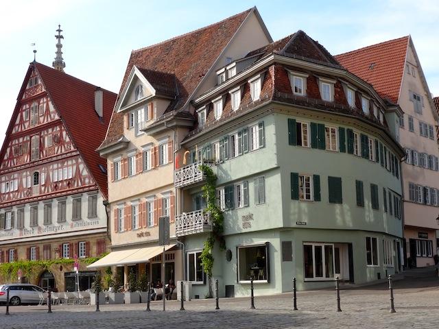Esslingen houses