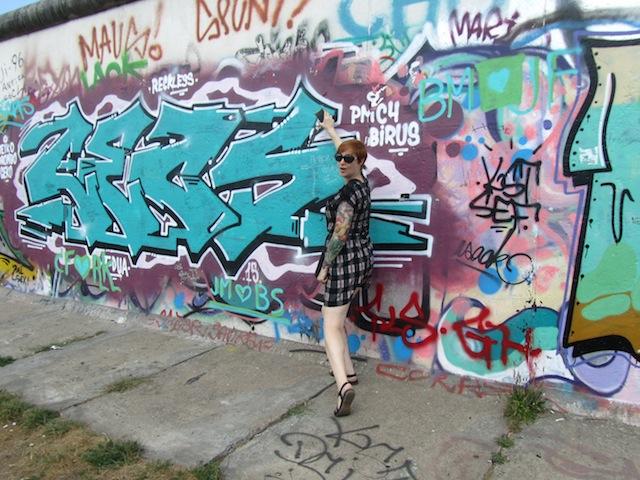 Art on Berlin Wall
