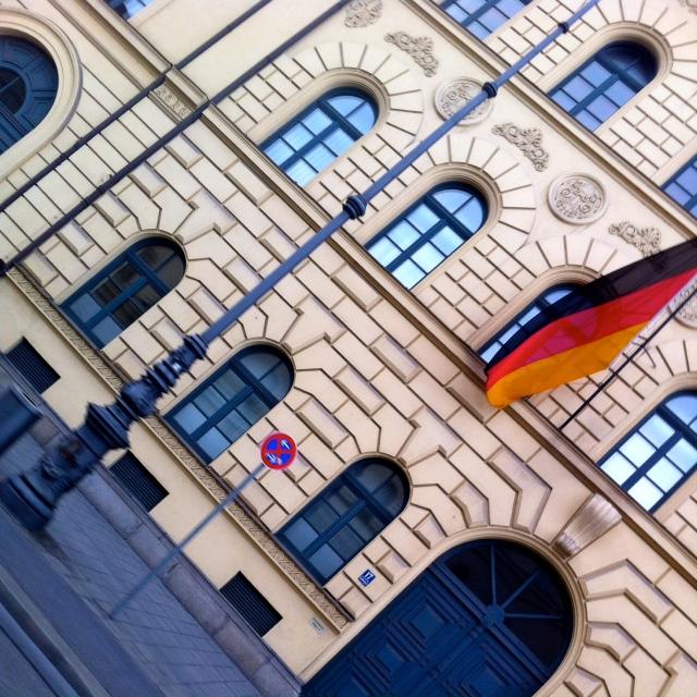 German flag