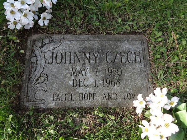 Johnny Czech