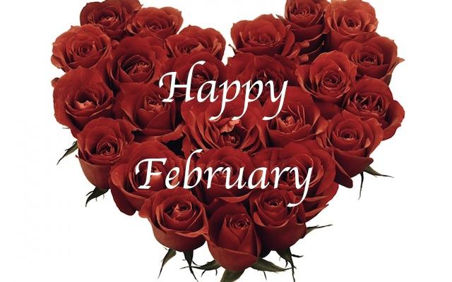 Happy February