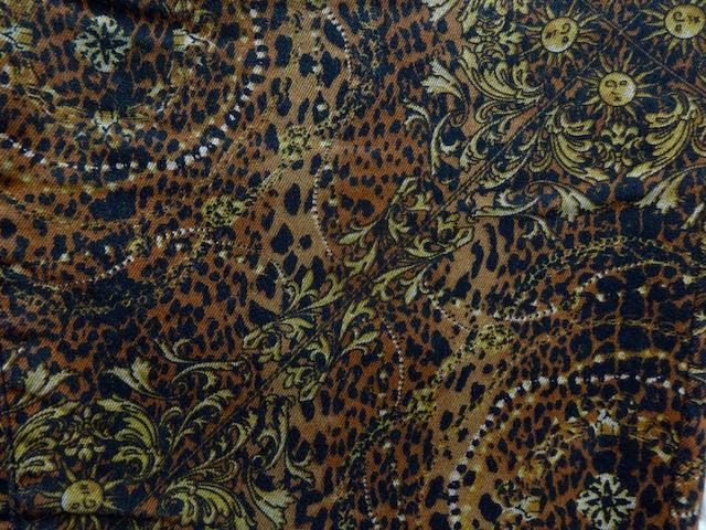 embellished leopard