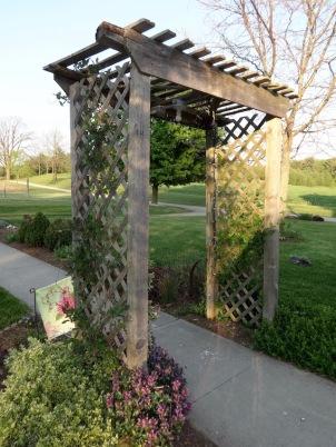 lattice arbor