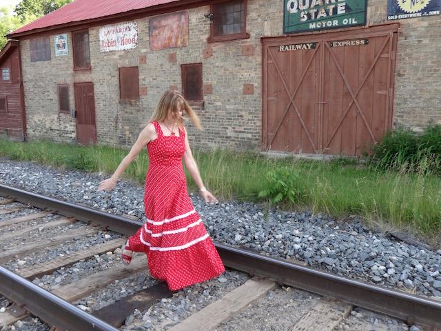 red dress 4
