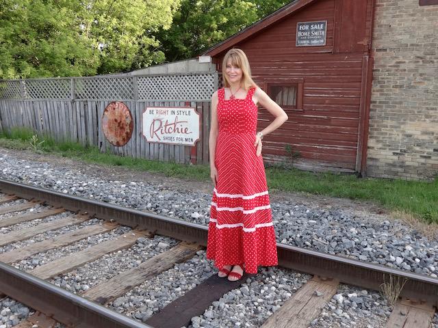 red dress 7