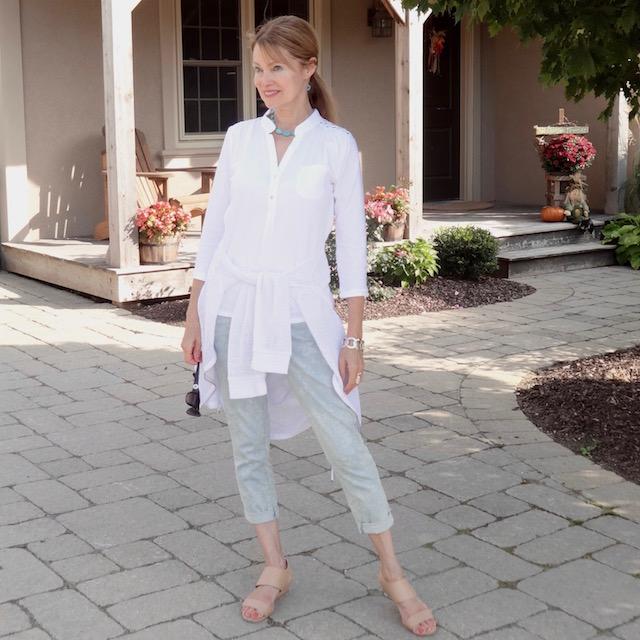white shirt 5