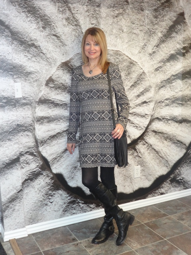 knit dress 3