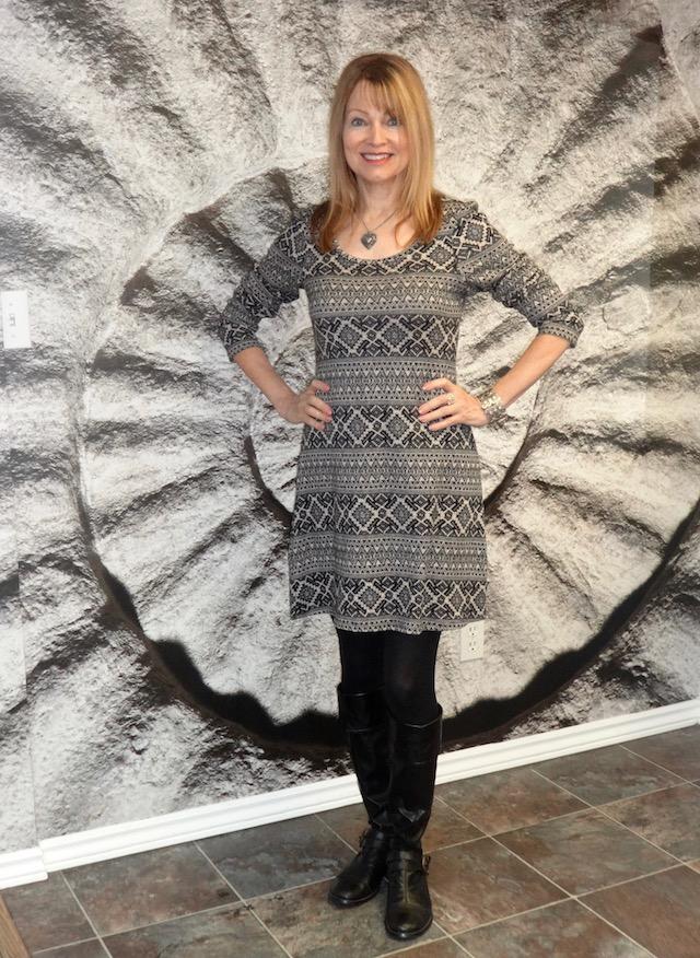 knit dress 4