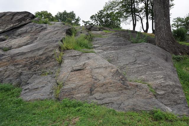 schist rock