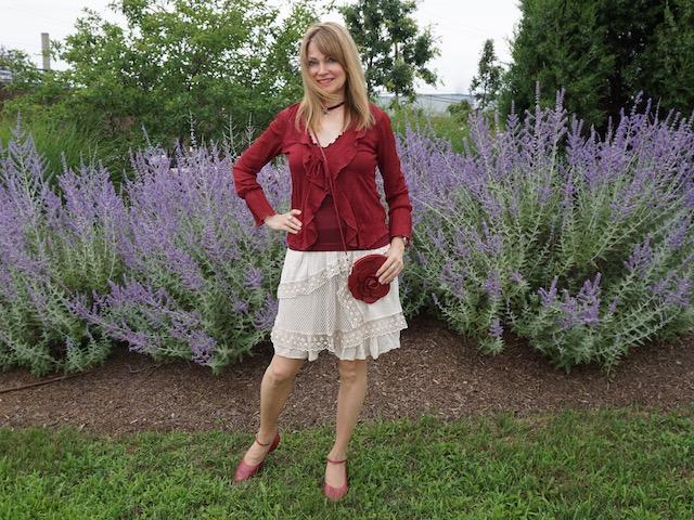 burgundy blouse 4