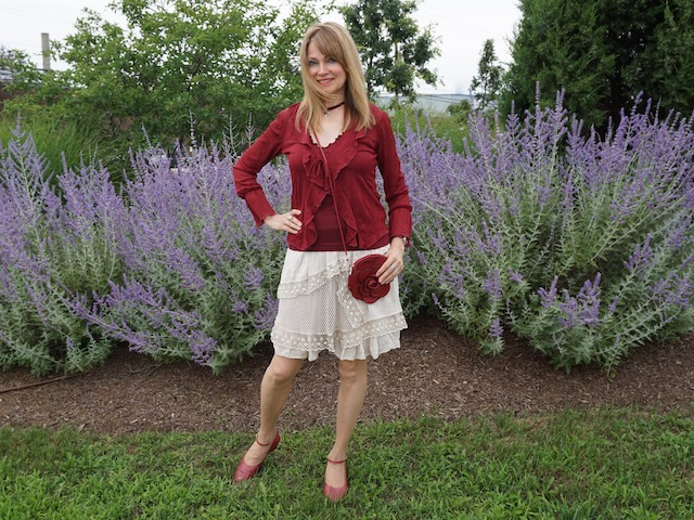 burgundy blouse 4