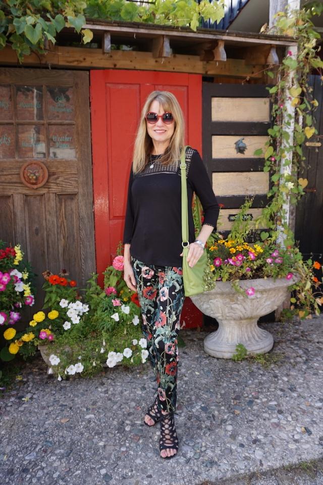 floral pants 2