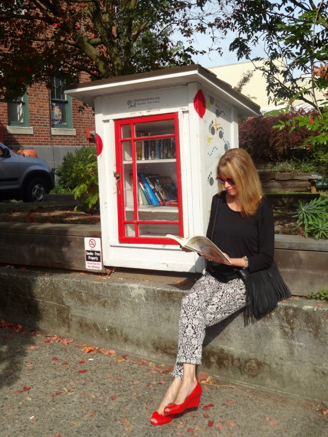 little library 3