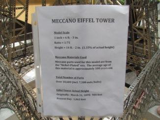Meccano info
