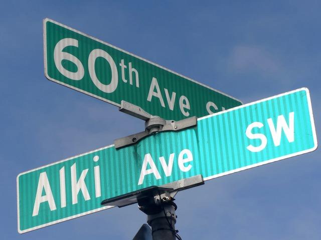 Alki Ave