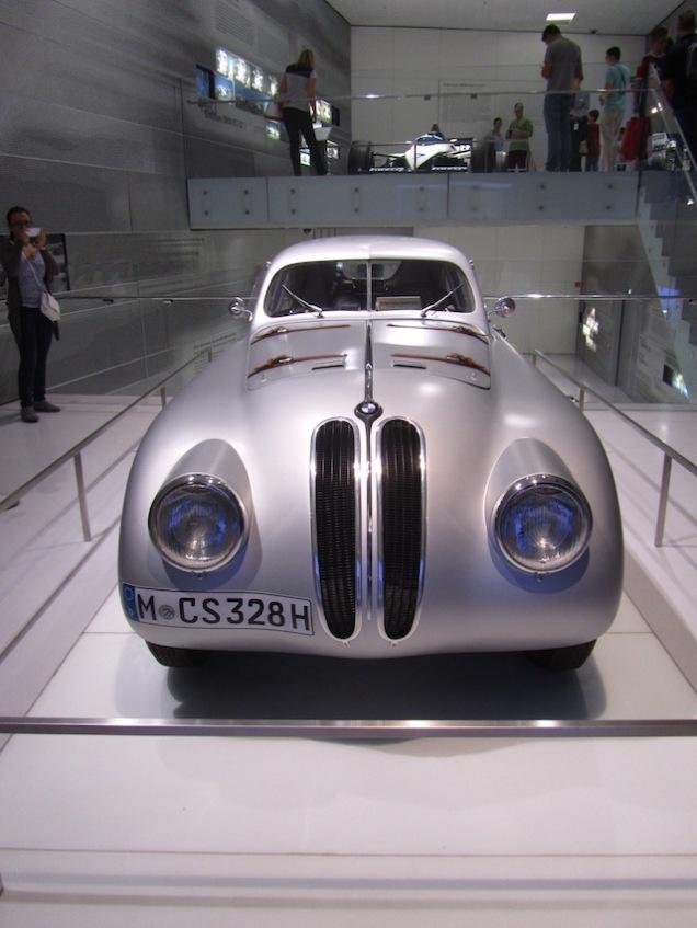 BMW Museum in Munich, Germany