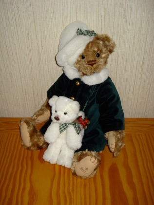 Ashley - GUND artist designed by Rosalie Frischmann