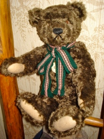 Brownie - Steiff bear