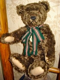 Brownie - Steiff bear