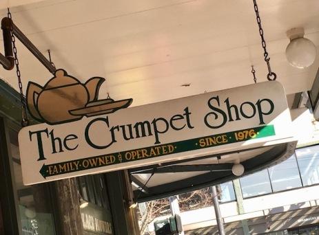 crumpet shop