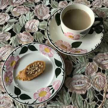 Baklava and Coffee